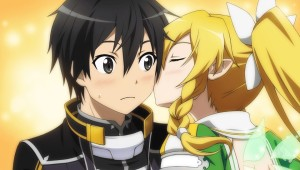 CG Leafa Kiss Hollow Fragment