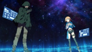 CG Philia Fight Hollow Fragment