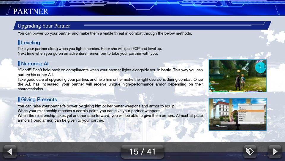 Sword Art Online: Hollow Fragment Official Manual - Sword Art Online